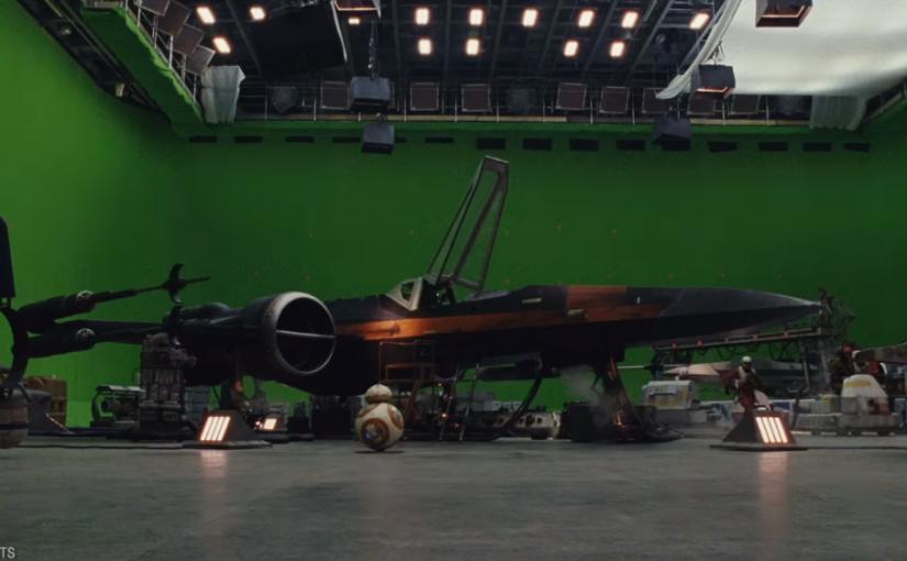 Star Wars: The Last Jedi, detrás de los efectos especiales