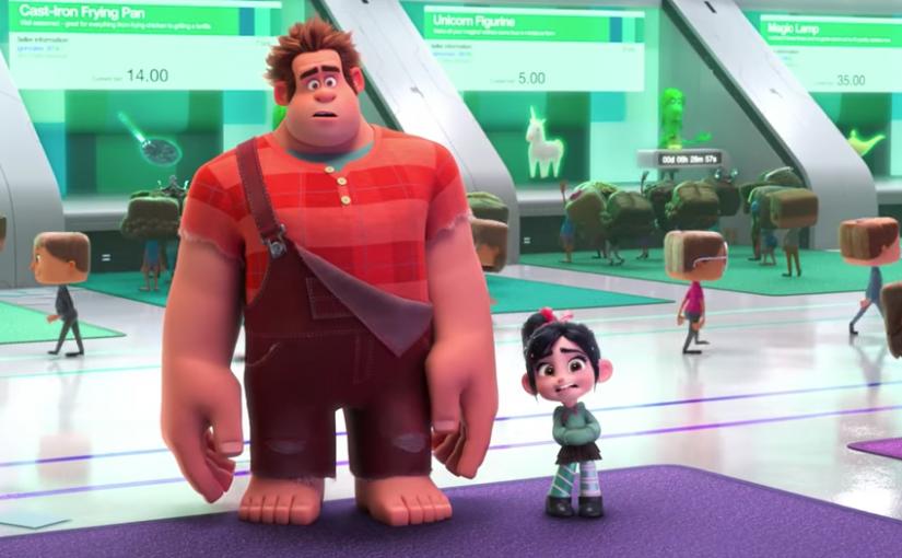 Ralph el Demoledor 2, trailer oficial