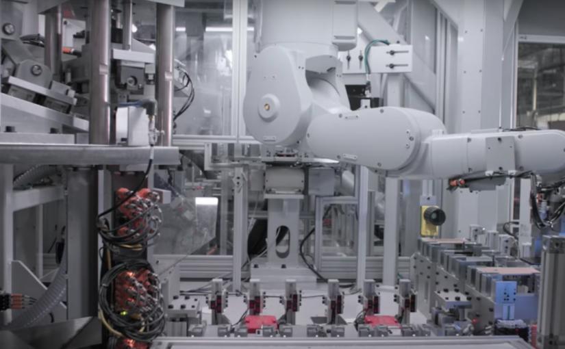 Daisy, el robot reciclador de Apple