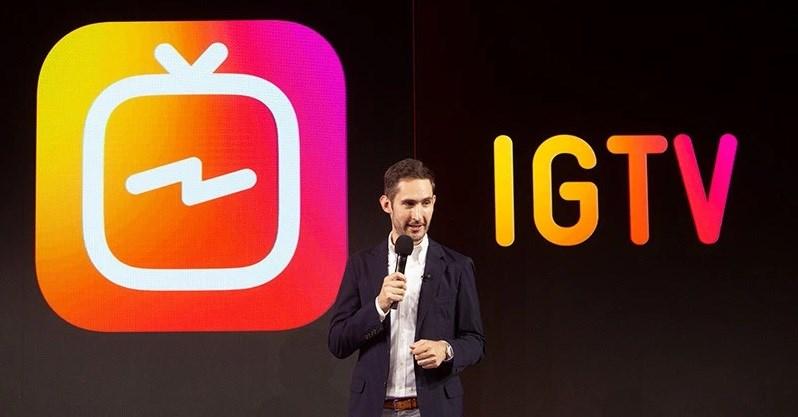 IGTV, videos de más de una hora para Instagram