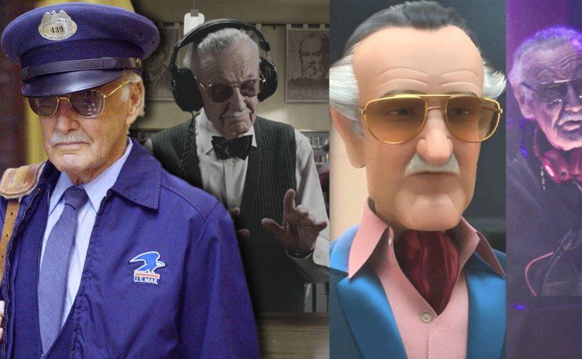 Todas las apariciones de Stan Lee en películas con historias de Marvel
