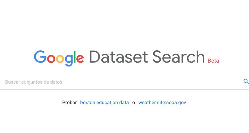 Google lanza un buscador de conjuntos de datos para científicos