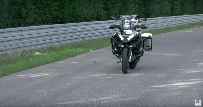 bmw driver less motorbike