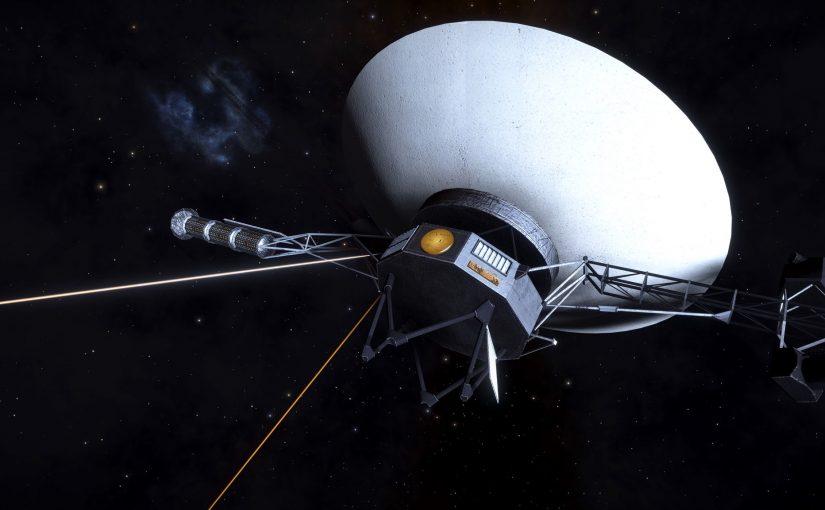 La sonda espacial Voyager 2 se acerca al espacio interestelar