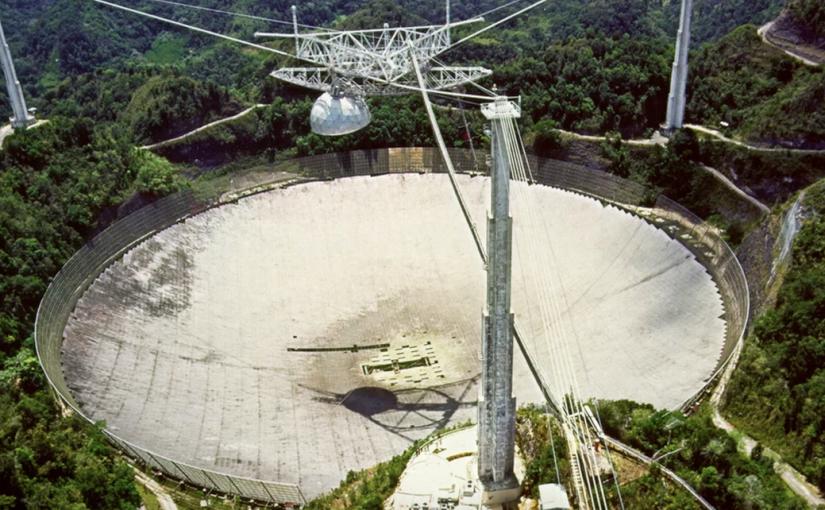 El mensaje de Arecibo cumple 44 años viajando por el espacio