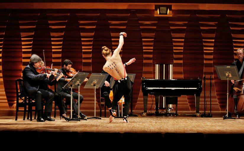 Música creada a partir de movimiento e inteligencia artificial