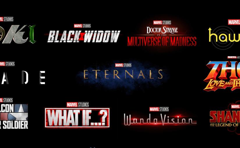 Marvel confirma la fase 4 del MCU, estas son las películas y series que se vienen